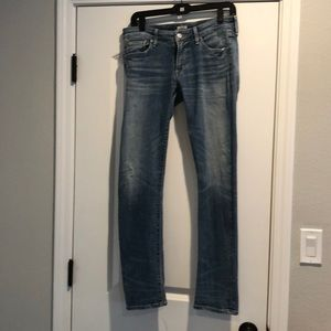 Citizens of Humanity skinny jeans—Worn only twice